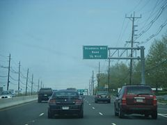 US 1 NB 0.25 mi to Scudders Mill Road.JPG