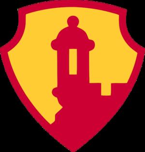 Antilles Air Command - Emblem of the United States Antilles Command