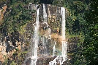 Udzungwa Mountains National Park - Image: Udzungwa mountains 1