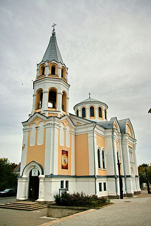 Ukmergė - Holy Trinity Church