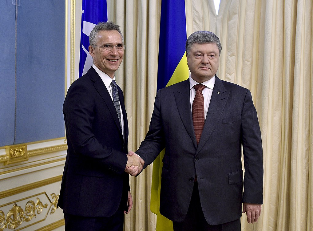 Ukraine – NATO Commission chaired by Petro Poroshenko (2017-07-10) 21.jpg