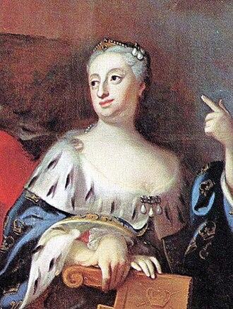 Ulrika Eleonora, Queen of Sweden - Ulrika Eleonora of Sweden