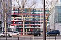 Un bâtiment, Boulevard Macdonald, Paris.jpg