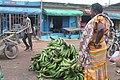 Une vendeuse de banane à Aboisso 01.jpg
