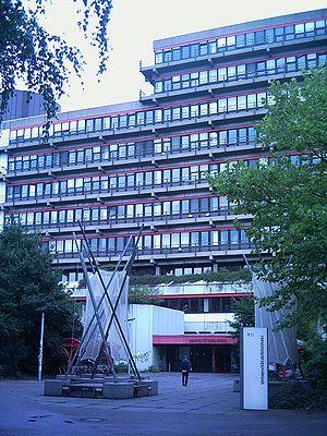 Universität Duisburg-Essen, Standort Essen Бъл...