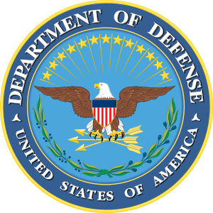 Seal of the United States Department of Defense