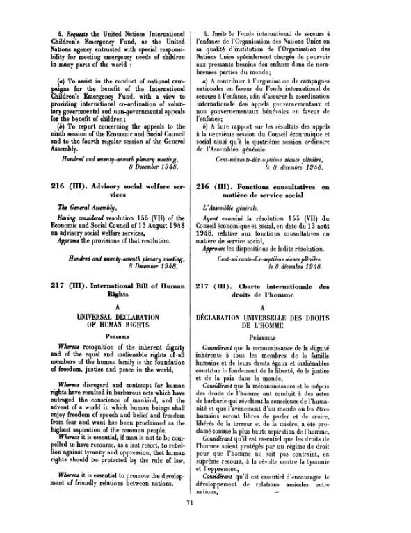 Universal Declaration Of Human Rights 1948 Pdf