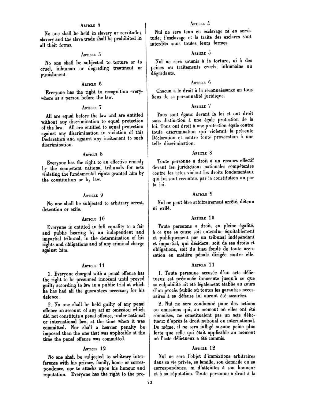 P. C. Chang and the Universal Declaration of Human Rights