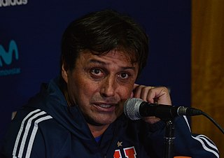 Ángel Guillermo Hoyos Argentine footballer and manager