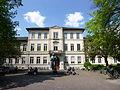 Universitato de Hajdelbergo - anatomia ĝardeno a.JPG
