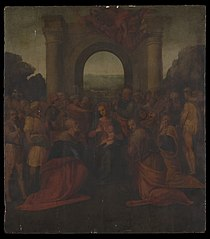 The Adoration of theMagi