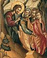Unknown painter - Transfiguration of Christ (detail) - WGA23488.jpg