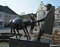 Unna Marktplatz Eselsbrunnen (smial).jpg