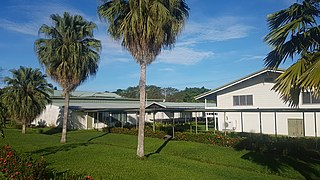 Papua New Guinea University of Natural Resources and Environment
