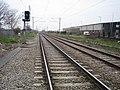 Upper Edmonton, Railway line - geograph.org.uk - 327436.jpg