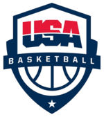 Logo USA Basketball