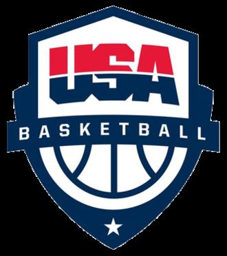 United States men's national under-19 basketball team - Image: Usa basketball 2012