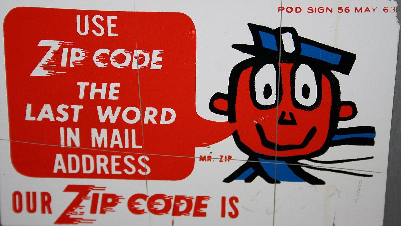 ZIP Code Wikiwand - Us zip code checker