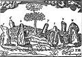 Västra strömonumentet skåne sweden ole worm 1628.jpg