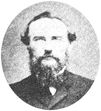 Valdemar Knudsen - Valdemar Knudsen, c. 1875