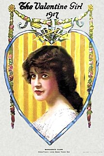 <i>The Valentine Girl</i> 1917 film directed by J. Searle Dawley