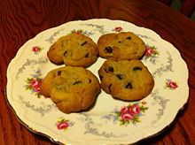 Valerie's chocolate chip cookies