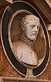 Valerio cioli o antonio dosio, monumento di pietro paolo mignanelli, capitano alla battaglia di lepanto, 1583, 03.jpg