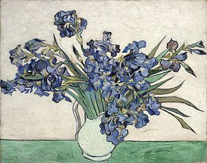 VanGogh-Irises 2