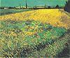 Van Gogh - Weizenfeld mit Hügeln der Alpilles im Hintergrund.jpeg