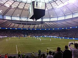 Vancouver Whitecaps FC vs Montreal Impact, March 10, 2012.jpg