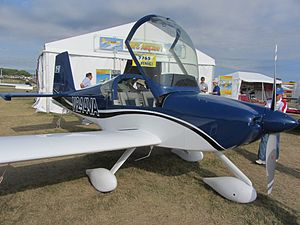 Vans Aircraft on Van S Aircraft Rv 14   Wikipedia  The Free Encyclopedia