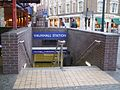 Vauxhall tube stn south entrance.JPG