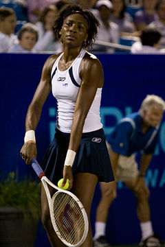 Venus Williams WTT