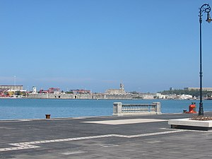 Veracruz (city) - Fort San Juan de Ulúa, taken from the malecón (boardwalk)