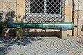 Veste Coburg - Französisches Geschützrohr - 2014-10.jpg