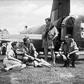Vickers Wellington at Chaklala - Royal Air Force Operations in the Far East, 1941-1945 CI643.jpg