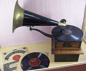 Victor Talking Machine Company - A Victor Talking Machine