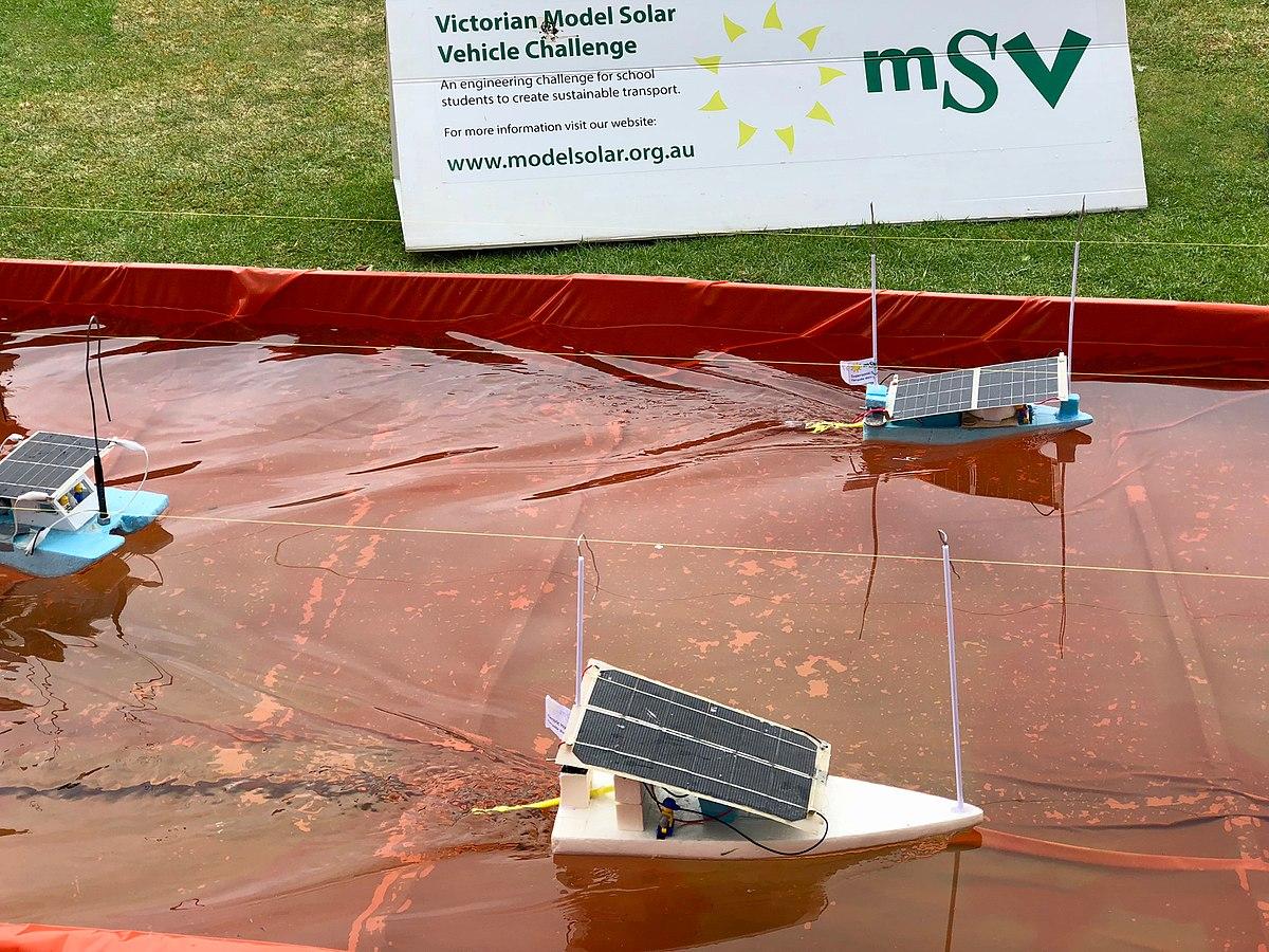 Build A Car >> Victorian Model Solar Vehicle Challenge - Wikipedia