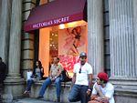 A Victoria's Secret Store.