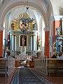 Videniškių bažnyčia, interjeras.JPG