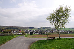 Vielbach (Westerwald) View over Village Germany.jpg