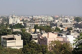 Bhavnagar - View of Bhavnagar city
