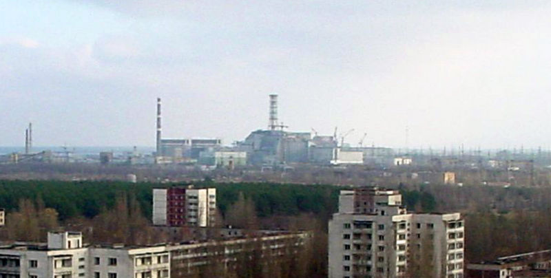 File:View of Chernobyl taken from Pripyat zoomed.JPG