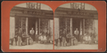View of H. Hagers grocery store, 79 ..., from Robert N. Dennis collection of stereoscopic views.png