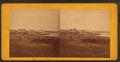 View of Hotel and Beach at Narragansett, by L. H. Clarke.png