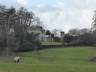View to part of Llanerchydol Hall.jpg