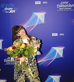 Viki Gabor - winner of JESC 2019.jpg