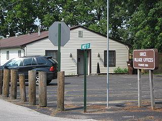 Brice, Ohio Village in Ohio, United States