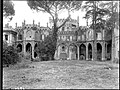 Villa Mills al Palatino, prospetto della parte centrale.jpg