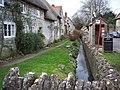 Village Stream - geograph.org.uk - 326527.jpg